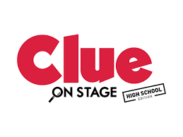 "Annual Fall Play:  ""Clue: On Stage"""