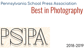 Caitlin Bellotti Recognized in PA School Press Best in Photography