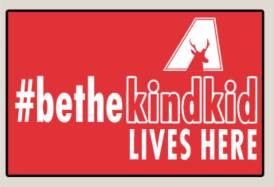 #bethekindkid Yard Signs for Sale to Help Australia