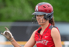 Maya Kozup Named 2nd Team All-State and Post-Gazette Softball Player of the Year!