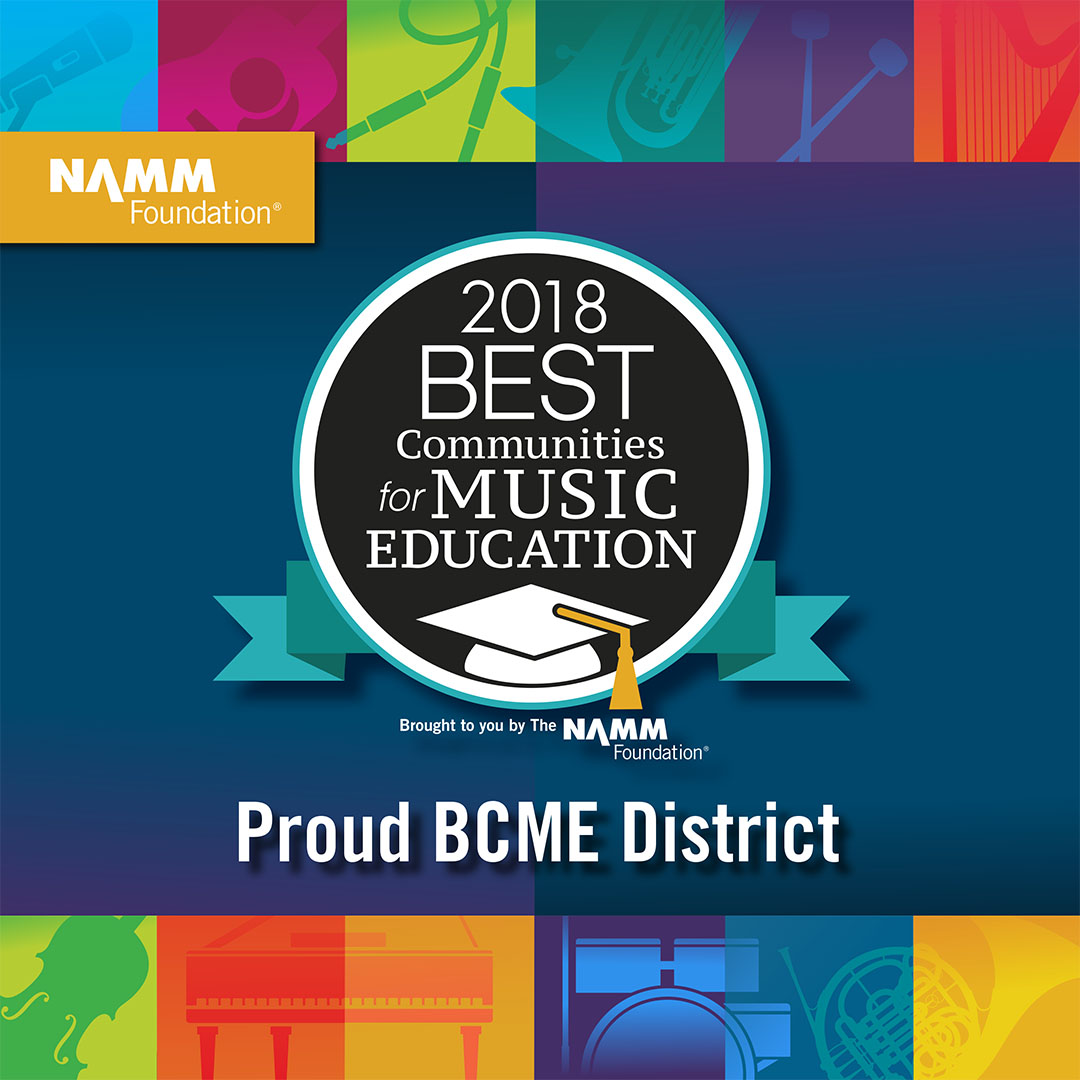Avonworth Recognized as One of the Best in the Nation for Music Education