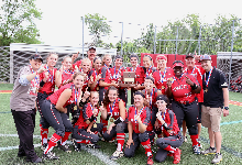 WPIAL Champs! - Varsity Girls' Softball Team!