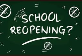 Reopening Message from Dr. Ralston