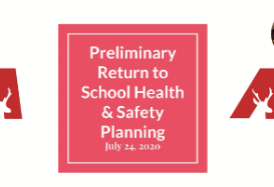 Update Video on Reopening Preliminary Health & Safety Plan