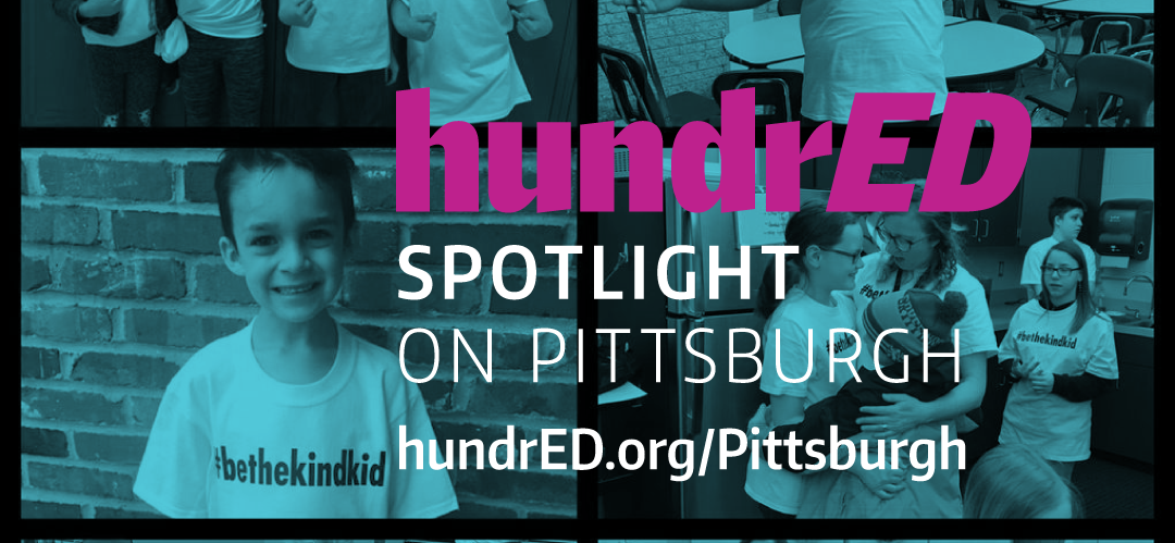 HundrED Spotlight on Pittsburgh